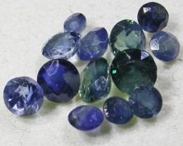 2 CTS - NATURAL BLUE AUSTRALIAN SAPPHIRE [ST9358]