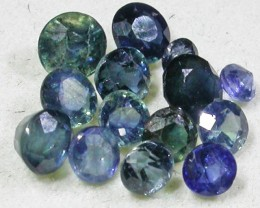 2 CTS - NATURAL BLUE AUSTRALIAN SAPPHIRE [ST9359]