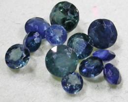 2 CTS - NATURAL BLUE AUSTRALIAN SAPPHIRE [ST9360]3