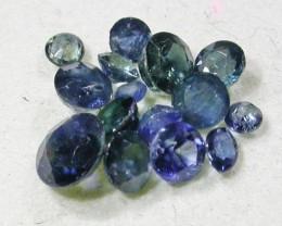 2 CTS - NATURAL BLUE AUSTRALIAN SAPPHIRE [ST9362]4