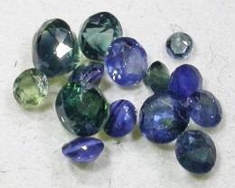 2 CTS - NATURAL BLUE AUSTRALIAN SAPPHIRE [ST9365]