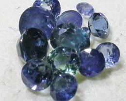 2 CTS - NATURAL BLUE AUSTRALIAN SAPPHIRE [ST9367]