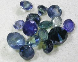 2 CTS - NATURAL BLUE AUSTRALIAN SAPPHIRE [ST9370]4