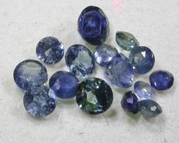 2 CTS - NATURAL BLUE AUSTRALIAN SAPPHIRE [ST9379]