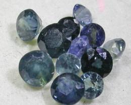 2 CTS - NATURAL BLUE AUSTRALIAN SAPPHIRE [ST9381]