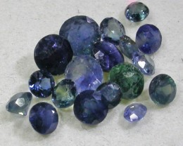 2 CTS - NATURAL BLUE AUSTRALIAN SAPPHIRE [ST9384]