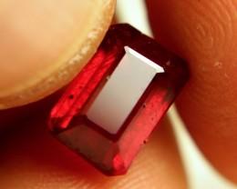 4.70 Carat Fiery SI Ruby - Beautiful
