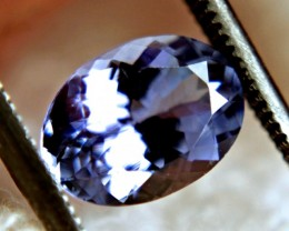 1.68 Carat Blue African VS Tanzanite - Gorgeous