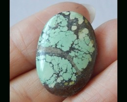 17Cts Turuoise Cabochon - 25x18x5 MM
