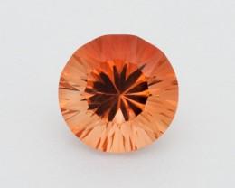 3.2ct Round Red Sunstone (S2358)