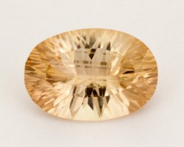 3.3ct Champagne Oval Sunstone (S2359)