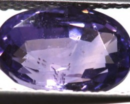 CERTIFIED COLOURCHAGE  SAPPHIRE UNTREATED 2.07 CTS  TBM-448