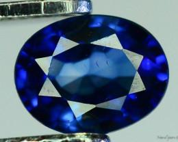 0.35 ct Rarest Blue Kashmir Sapphire ~ Pakistan L.4