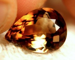 15.20 Carat VVS Brazil Golden Brown Topaz - Lovely