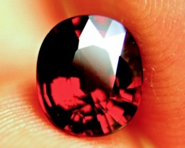 3.13 Carat VVS1 Flashy African Spessartite Garnet - Superb