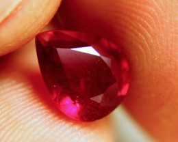 2.70 Carat Fiery Pigeon Blood Ruby - Gorgeous