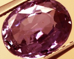 CERTIFIED SRILANKA COLORCHANGE SAPPHIRE UNTREATED 1.52 CTS  TBM-449