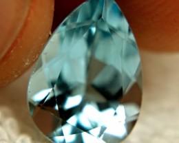 6.39 Carat Vibrant Blue VVS Topaz - Superb