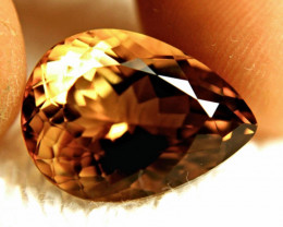 20.08 Carat Golden Brown Brazil Topaz - Lovely Gemstone