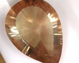 RARE  SUNSTONE MULTI- COLOUR  6.4  CTS TBM-398