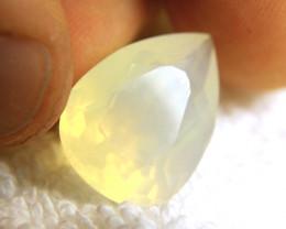 13.43 Carat Natural Fire Opal - Superb