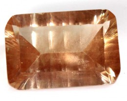 RARE  SUNSTONE ORANGE SHILLER COLOUR  3.7  CTS TBM-423