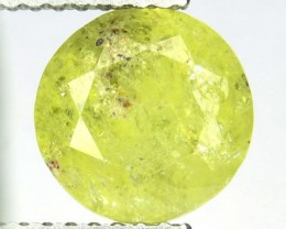 2.57 Cts Natural Demantoid Garnet Russia