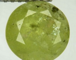 2.12 Cts Natural Demantoid Garnet Russia