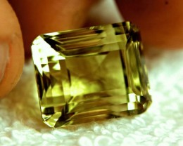 26.34 Carat Flashy Lemon Quartz - Elegant Stone