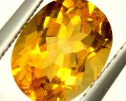 CITRINE NATURAL  FACETED HIGH CLARITY  1.8CTS ADG-657