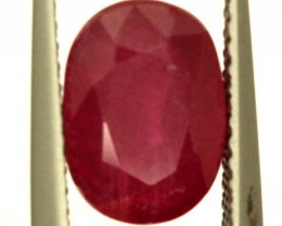 FACETED RUBY 3.70 CTS  PG-1536