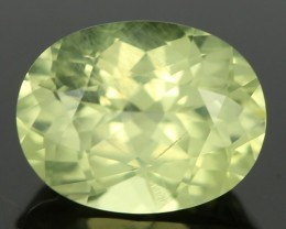 2.14cts Transparent Yellow Chrysoberyl (RCB7)