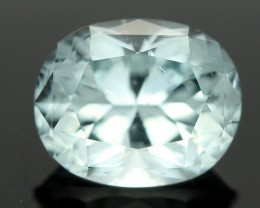 3.26cts Sea Blue Aquamarine (RAQ30)