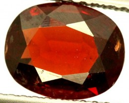 1.65CTS RED GARNET FACETED STONE PG-1559