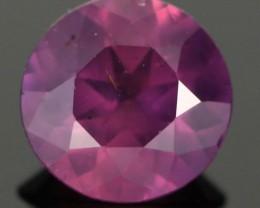 0.82cts Unheated Pink Purple Sapphire (RSA241)