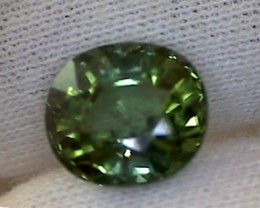 3.44ct Forest Green Quality Green Tourmaline BB21