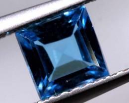 BLUE TOPAZ  0.7 CTS  PG-1635