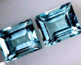 BLUE TOPAZ   3.5  CTS  PG-1642