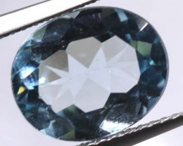 BLUE TOPAZ   3.95  CTS  PG-1654