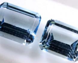 BLUE TOPAZ  8.85   CTS  PG-1655