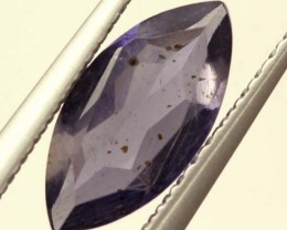 TANZANITE FACETED 0.80 CTS PG-1629
