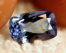 1.52 Carat Light Blue VVS1 Tanzanite