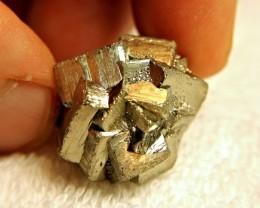 120 Carat Fool's Gold (Iron Pyrite) 27mm
