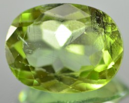 5CT NATURAL FINE RUTILE PERIDOT