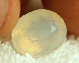 5.12 Carat Elegant Mexican Fire Opal