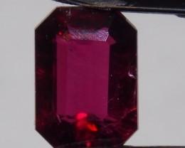 2.87ct Bright Red Tourmaline