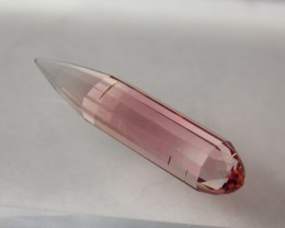 20.58ct Light Pink Tourmaline Briolette