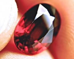 5.84 Carat VVS1 African Rhodolite Garnet - Gorgeous