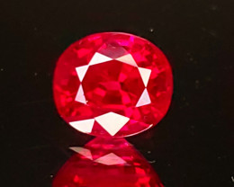 1.05ct Burma Ruby Oval