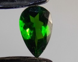 .37ct Chrome Diopside Pear Cut